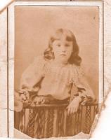 Great-grand-mother 1894 by JocelyneR