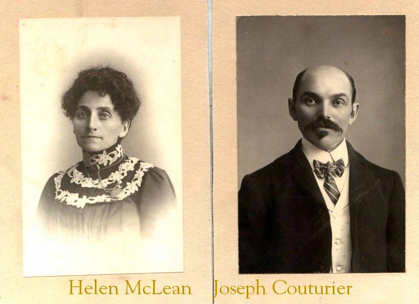 Ancestors - mother side by JocelyneR