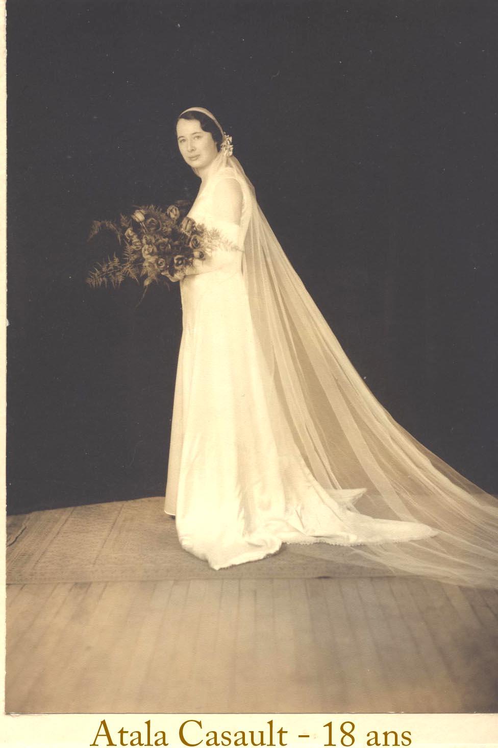 Great-grand-aunt's Wedding by JocelyneR