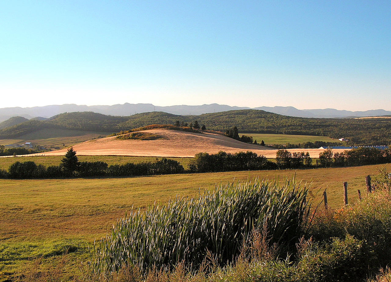 Country Scenery 02 by JocelyneR