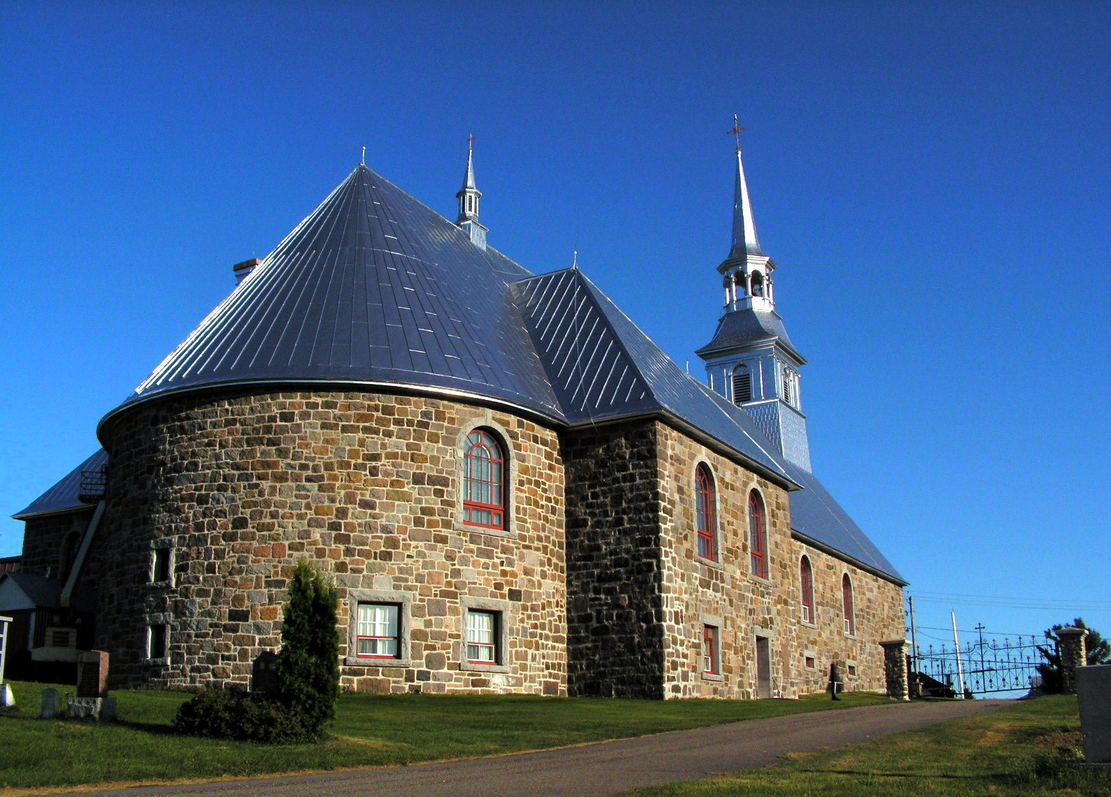 Church Of The Village by JocelyneR