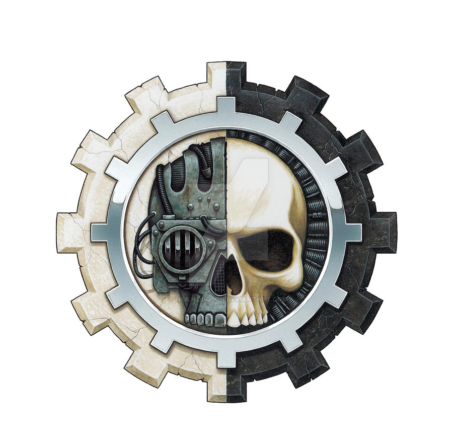 adeptus mechanicus icon by neilhodgson on deviantart Mechanic Shop Logo Ideas mechanic shop logo template