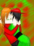 .:Brickercup:.  Kiss Me~