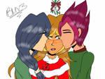 .:AU!Winx:. Surprising the Shy Fairy~