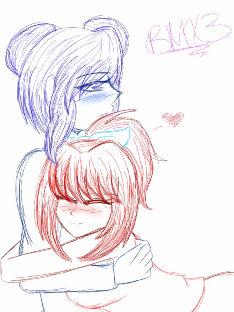 .:Sketch_RQ:. Ichigo x Minto~
