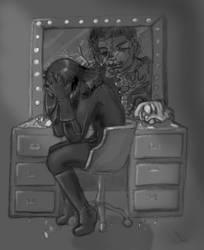 Cracked Despair by AngelcideFervor