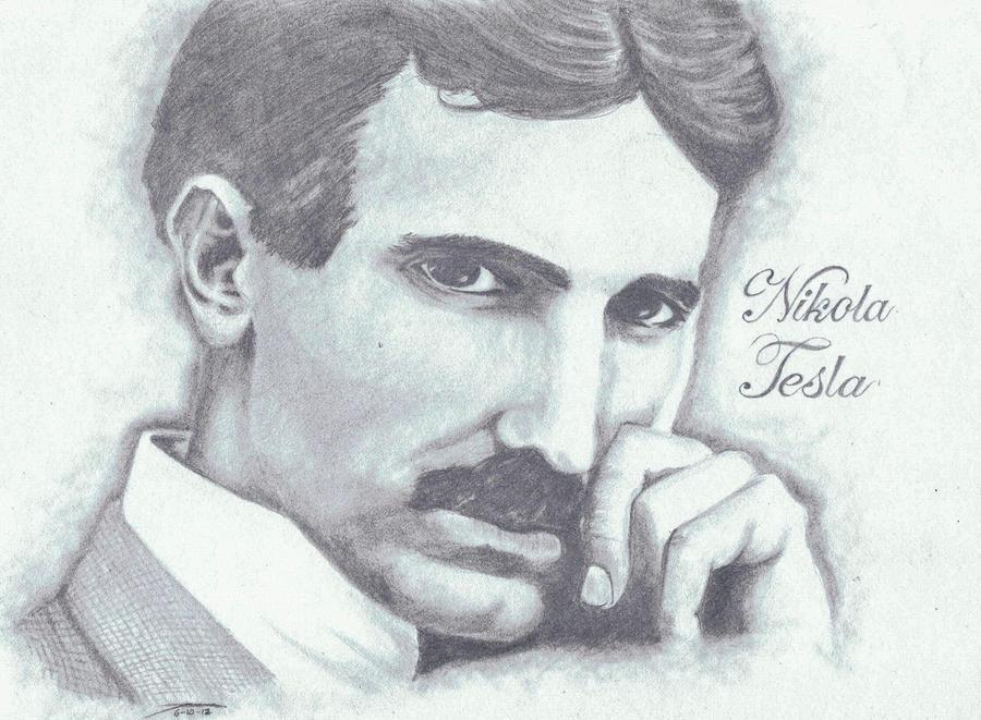 Pubg By Sodano On Deviantart: Nikola Tesla By Bloodlust-katana On DeviantArt