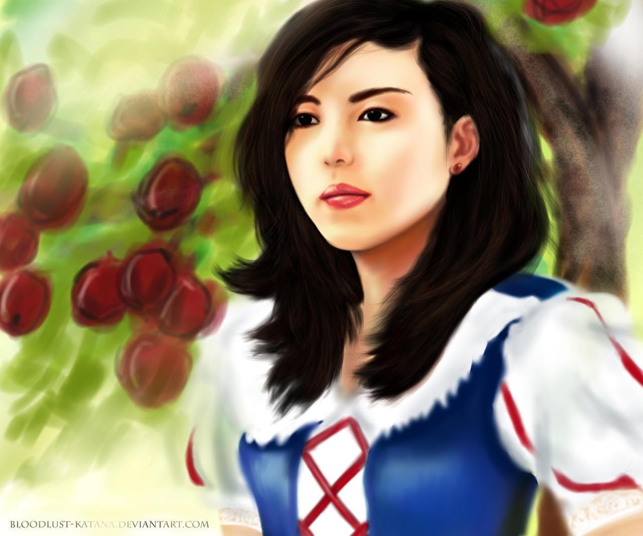 Snow White by bloodlust-katana