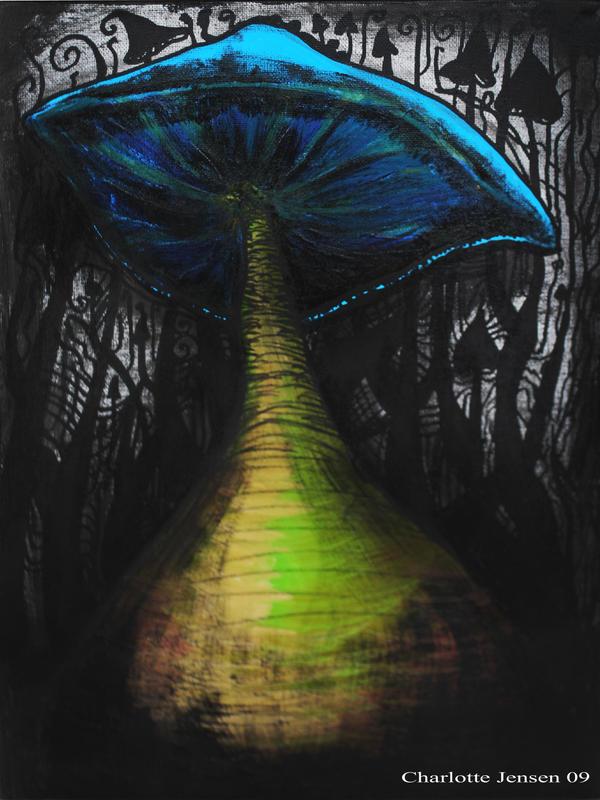 Mushroom by Chalf