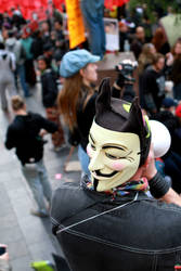 Occupy Seattle 2 by thememory666