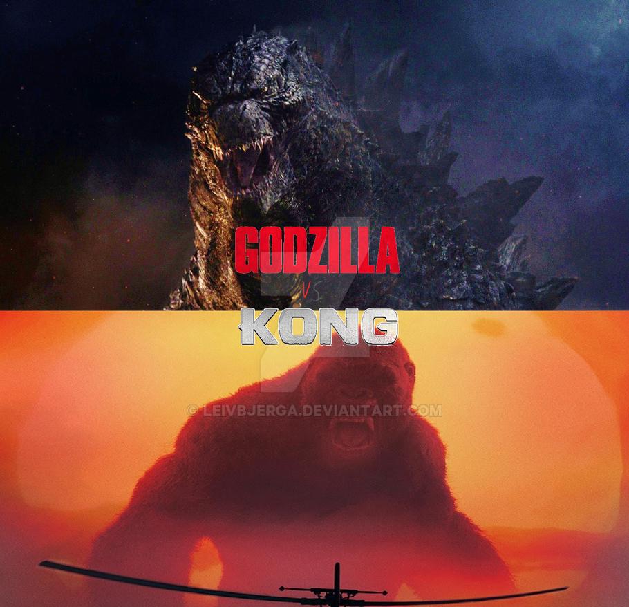 Godzilla Vs Kong 2020 Wallpaper by leivbjerga on DeviantArt