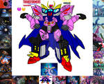 Transformers Animated Films Unicron Poster