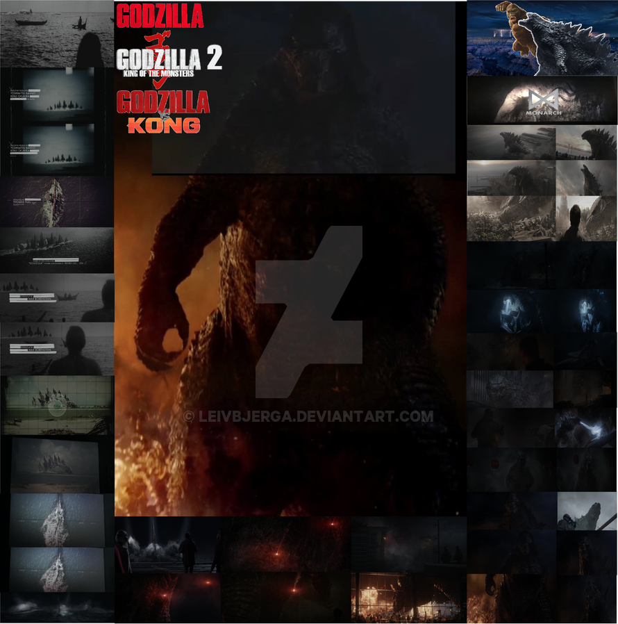 Godzilla (MonsterVerse...