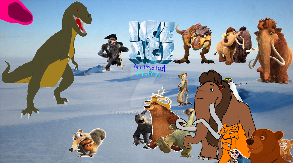 Ice Age Food Glorious Wwwtollebildcom