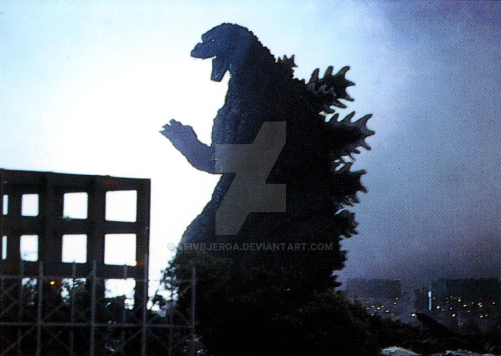 Godzilla 1995 A.K.A Rebirth Godzilla by leivbjerga on ...