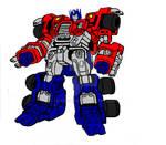 TF Universe Optimus Prime (Design)