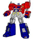 TF Animated Films Optimus Prime (Newest Body) V2