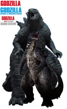 Godzilla MonsterVerse (2014~2020)