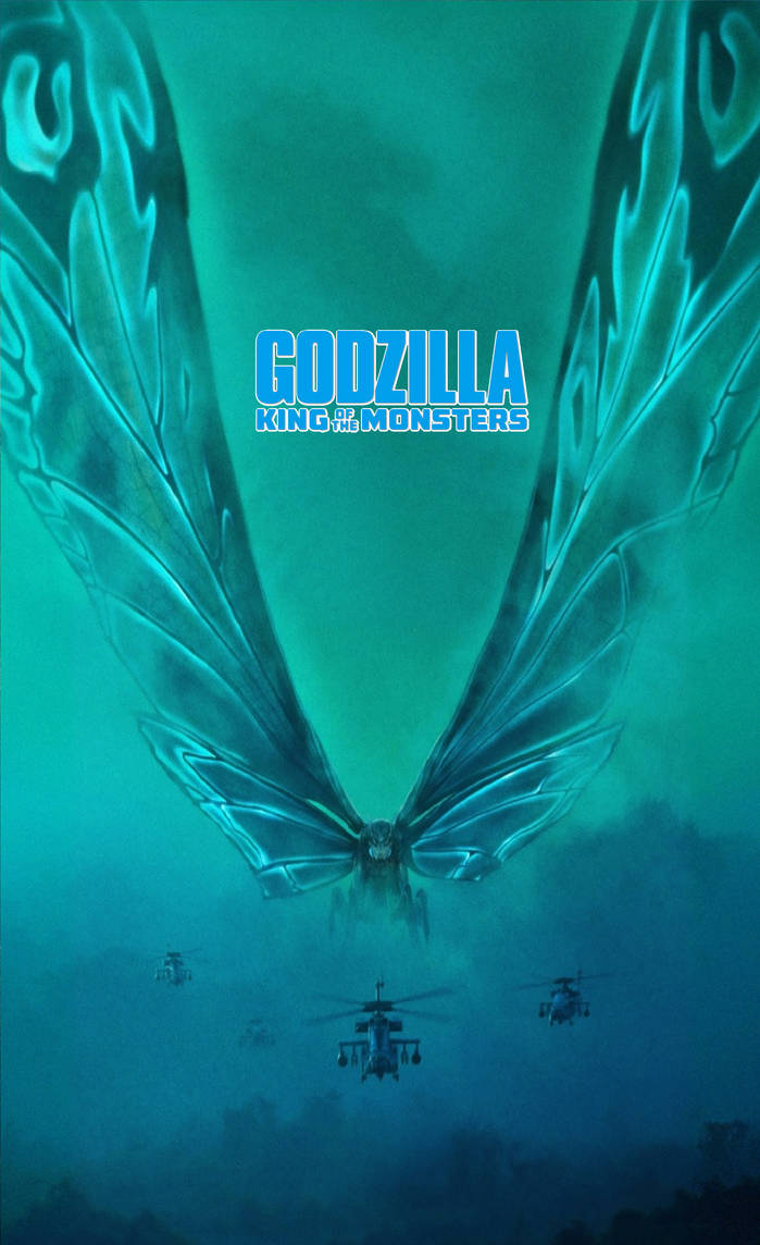Godzilla King Of The Monsters 2019 Wallpaper 03 By Leivbjerga On