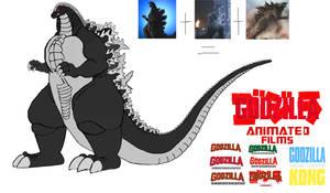 Godzilla (Titanus Gojira) has Awakend