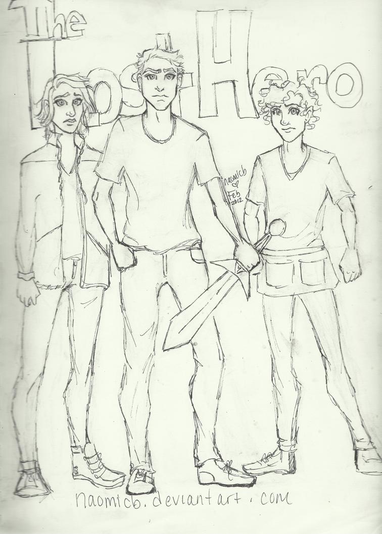 New Trio by naomicb