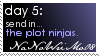NaNo Stamp 2 by StrigineSensibility