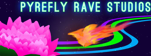 Pyrefly Rave Studios banner