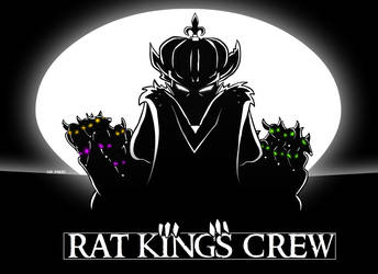 RAT KINGS CREW Logo