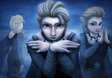 Frozen by CristianoReina