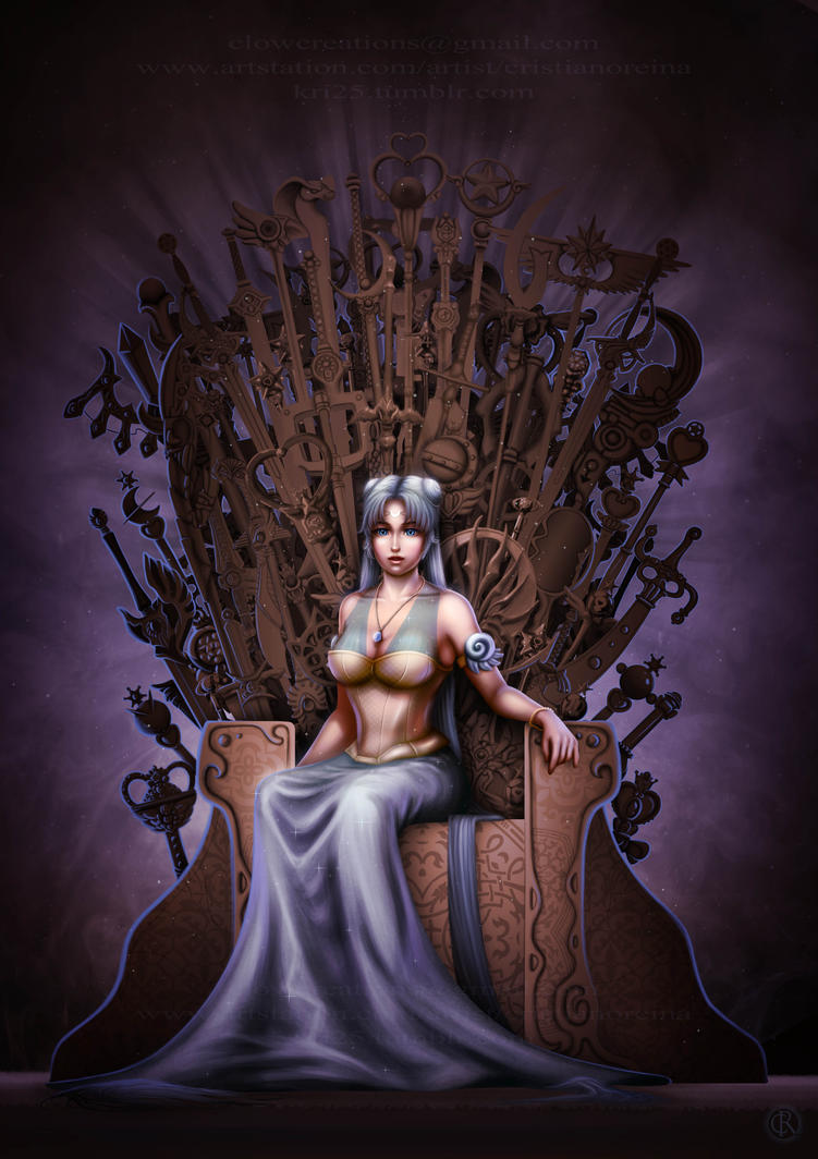 Game of scepters by CristianoReina