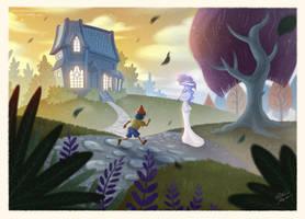 Pinocchio by CristianoReina