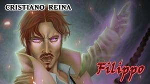 Filippo (Iano comic) - Fast Drawing by Cristiano R