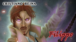 Filippo (Iano comic) - Fast Drawing by Cristiano R by CristianoReina