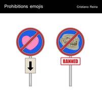 Prohibitions icons by CristianoReina
