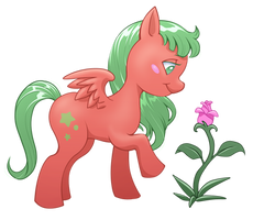 Mlp new generation - Star floret by CristianoReina