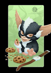 Mohawk - from Gremlins 2