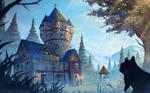 Merlin's house
