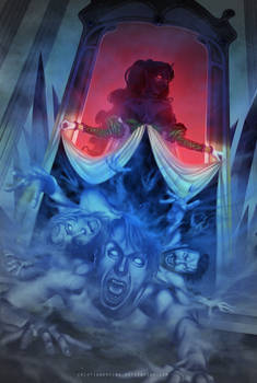 Nehellenia the nightmares queen - Sailor Moon