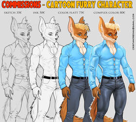 Commission furry