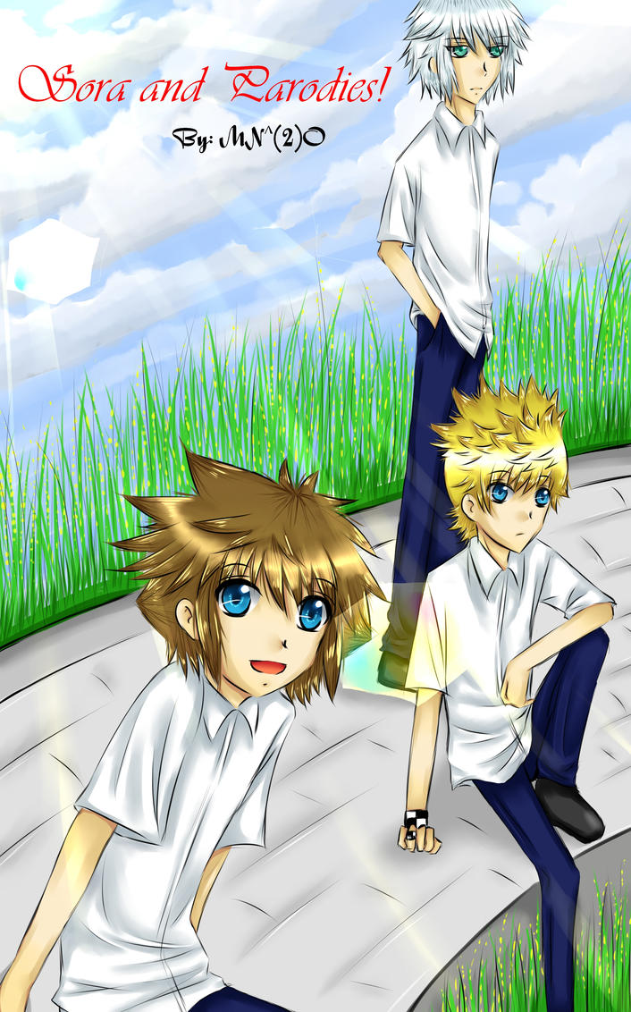 Sora and Parodies Cover by Sora-to-Kuraudo