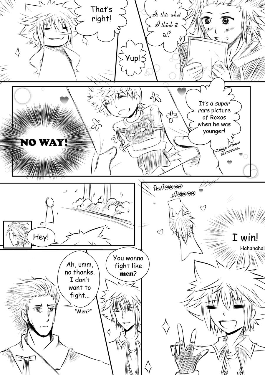 Sora and ... pg.5 by Sora-to-Kuraudo