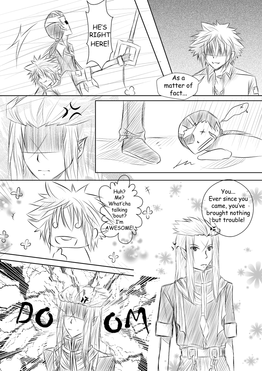 Sora and ... pg.8 by Sora-to-Kuraudo