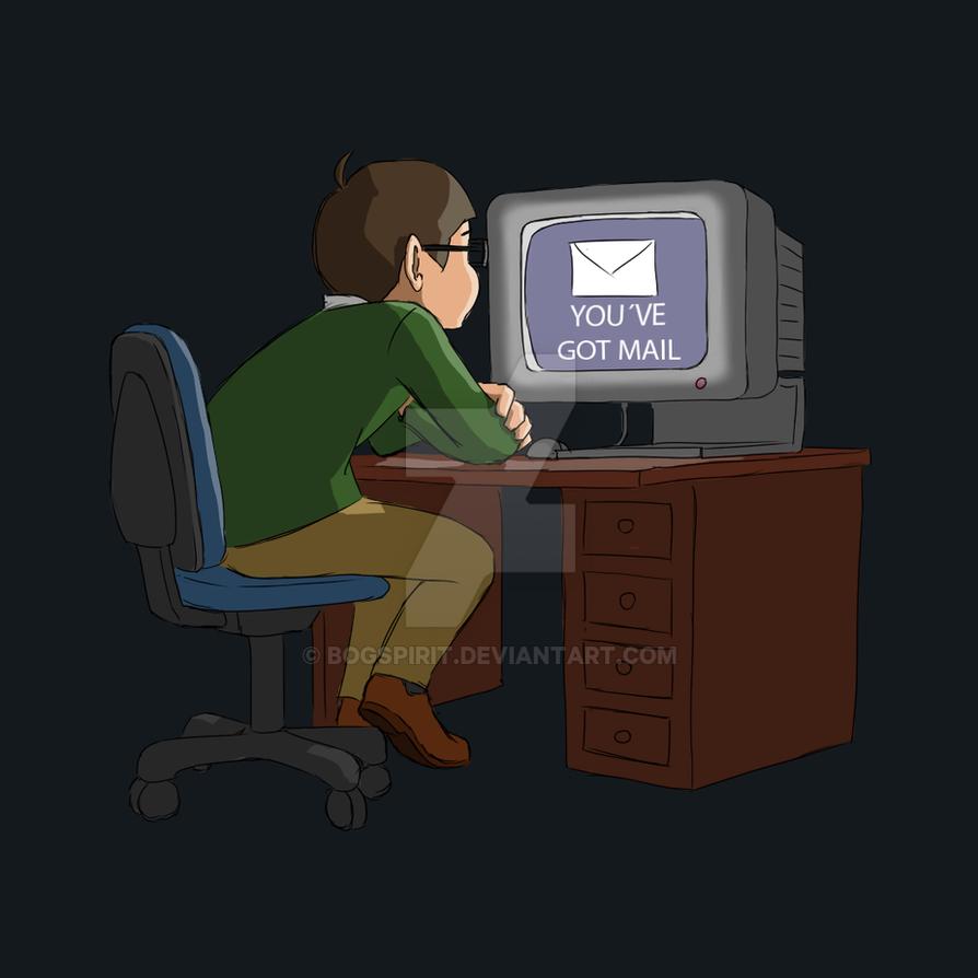 Computer by BogSpirit