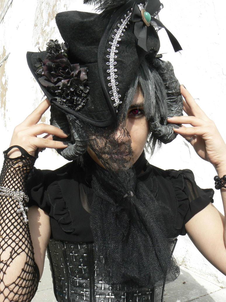 Demon Ciel Phantomhive -Cosplay by DeerAzeen