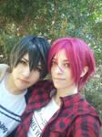 Rinharu  - Date in the  park