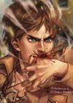 Eren Jeager - Attack on titan