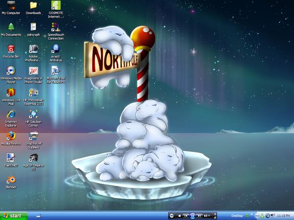 Polar Desktop by Dreyfus2006