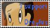 I Support Dreyfus Stamp by Dreyfus2006