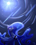 Luna (fanart)