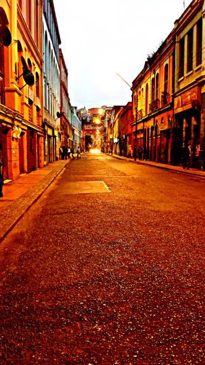 Calle Dorada ...
